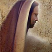 Prince Of Peace Print by Kume Bryant