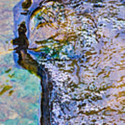 Purl Of A Brook 3 - Featured 3 Print by Alexander Senin