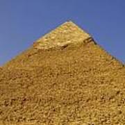 Pyramids Of Giza 06 Print by Antony McAulay