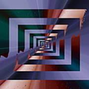 Quantum Conundrum Print by Tim Allen