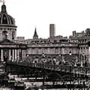 Quintessential Paris Print by Olivier Le Queinec