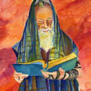 Rabbi I Print by Dawnstarstudios
