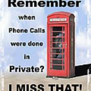 Remember When . . . Print by Mike McGlothlen