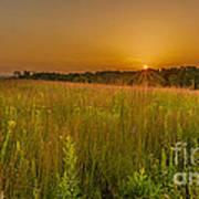 Retzer Sunset Print by Andrew Slater