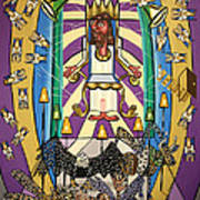 Revelation Chapter 4 Print by Anthony Falbo