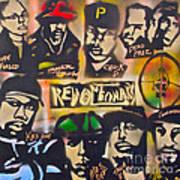Revolutionary Hip Hop Print by Tony B Conscious