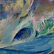 Rogue Wave Print by Michael Creese