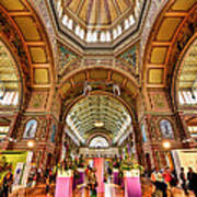 Royal Exhibition Building II Print by Ray Warren