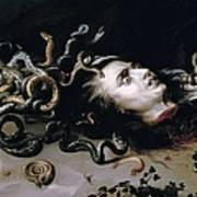 Rubens, Peter Paul 1577-1640. Head Print by Everett