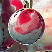 Sakura Sphere Print by Robin Moline