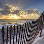 Sand Dunes   Print by Debra and Dave Vanderlaan