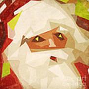 Santa Claus Print by Setsiri Silapasuwanchai
