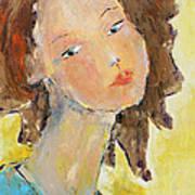 Serenade Print by Becky Kim