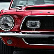 Shelby Mustang Print by Gordon Dean II