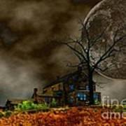 Silent Hill 2 Print by Dan Stone