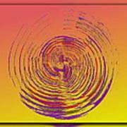 Slip In Time Print by Tim Allen