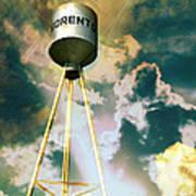 Sorento Illinois Tower Print by Marty Koch