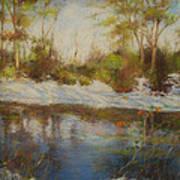 Southern Landscapes   Print by Nancy Stutes