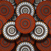 Spinning In Harmony  Print by Mike McGlothlen