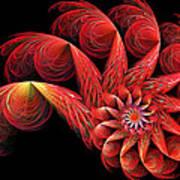 Spinning Print by Sandy Keeton