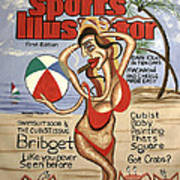 Sports Illustrator Swimsuit Edition Print by Anthony Falbo