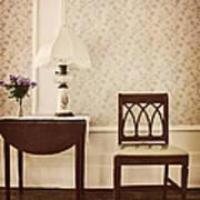 Sprig Of Lilacs Print by Margie Hurwich