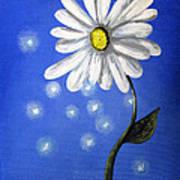 Springtime Fairies By Shawna Erback Print by Shawna Erback