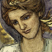 St Catherine Print by Thomas Matthews Rooke