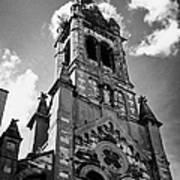 St Josephs Chapel Sailortown Belfast Northern Ireland Uk Print by Joe Fox