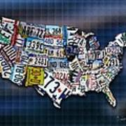 States Print by Robert Smith