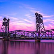 Stillwater Lift Bridge Print by Adam Mateo Fierro