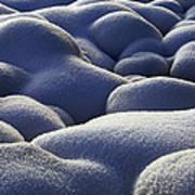 Stone Cold Print by Michael Van Beber