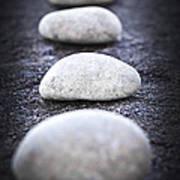Stones Print by Elena Elisseeva