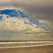Storm Approaching Print by Karol Livote