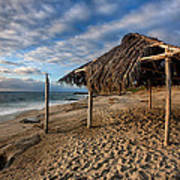 Surf Shack II Print by Peter Tellone