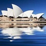 Sydney Icon Print by Avalon Fine Art Photography