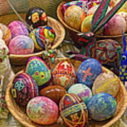 Symbols Of Easter- Spiritual And Secular Print by Gary Holmes