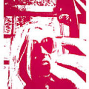Ta Ta Telephone Print by Monica Warhol