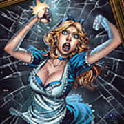 Tales From Wonderland Alice  Print by Zenescope Entertainment