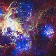 Tarantula Nebula Print by Adam Romanowicz