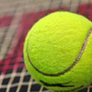 Tennis Anyone... Print by Kaye Menner