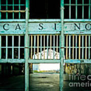 The Casino Print by Colleen Kammerer
