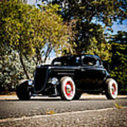The Classic Hot Rod Print by motography aka Phil Clark