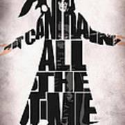 The Crow Print by Ayse Deniz