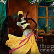 The Dancer Act 1 Print by Bedros Awak
