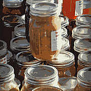 The Farmers Market Print by Karyn Robinson