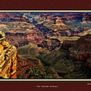 The Grand Canyon Print by Tom Prendergast
