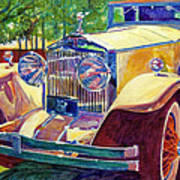 The Great Gatsby Print by David Lloyd Glover