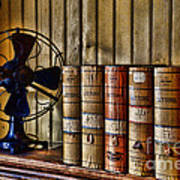 The Lawyers Desk Print by Paul Ward