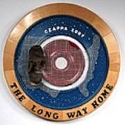 The Long Way Home Print by Bill Czappa